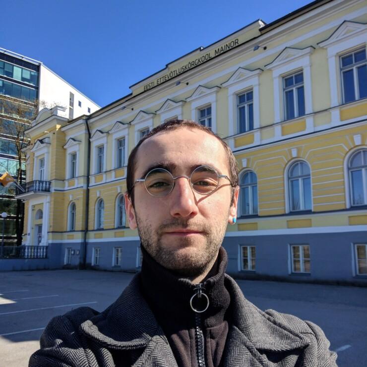 Глеб Куфтерин