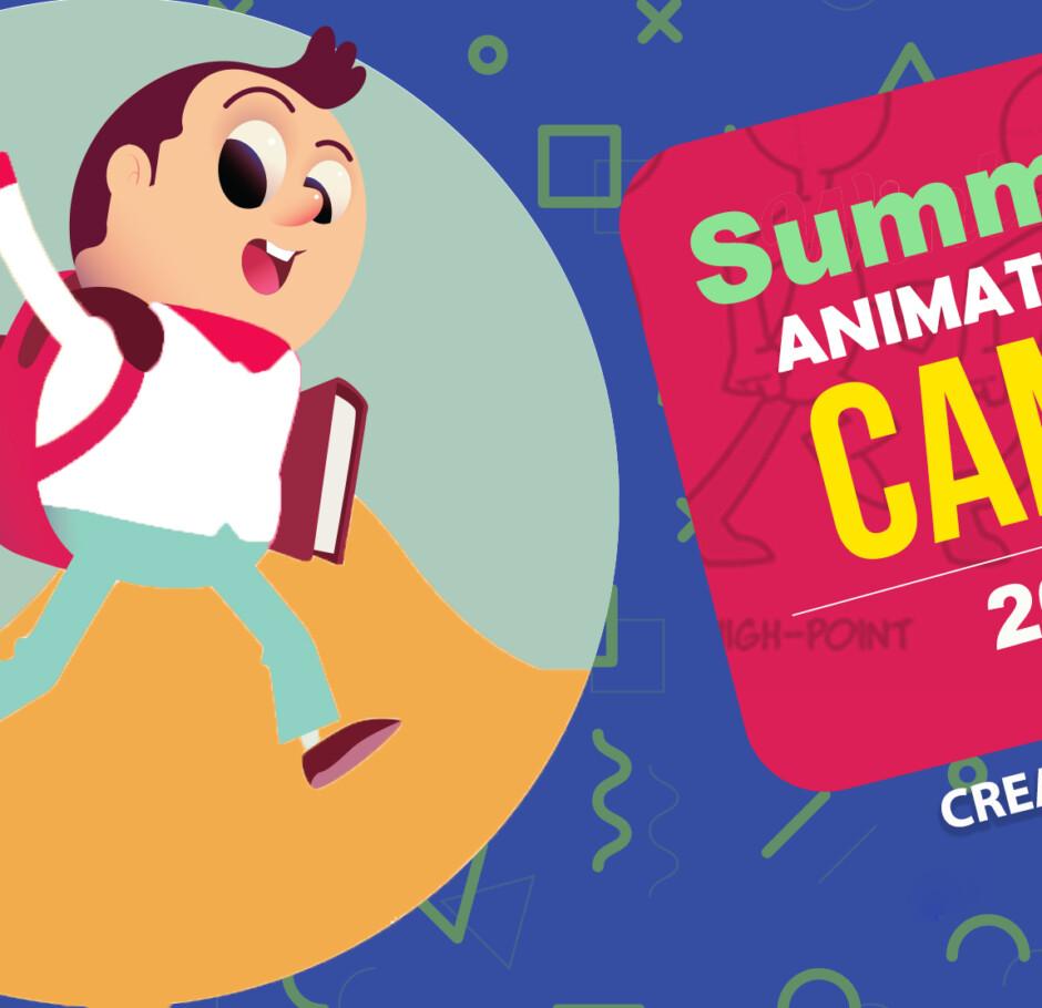 Summer Animation Camp