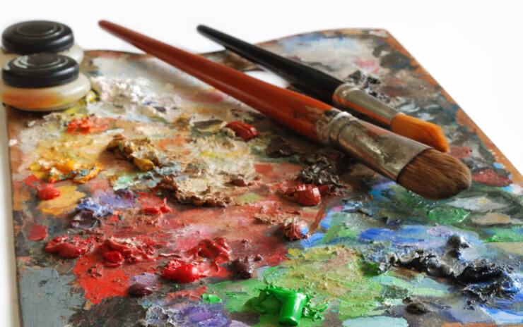 От художника-любителя к профессиональному художнику.