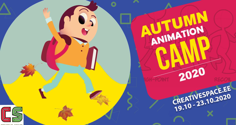 Autumn Animation Camp