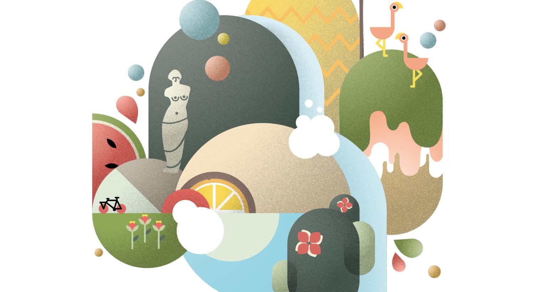 Цифровая живопись в программе Krita. on-line