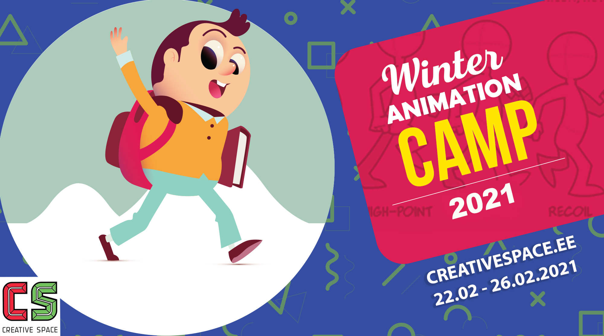 WinterAnimationCamp 22-26.02.21